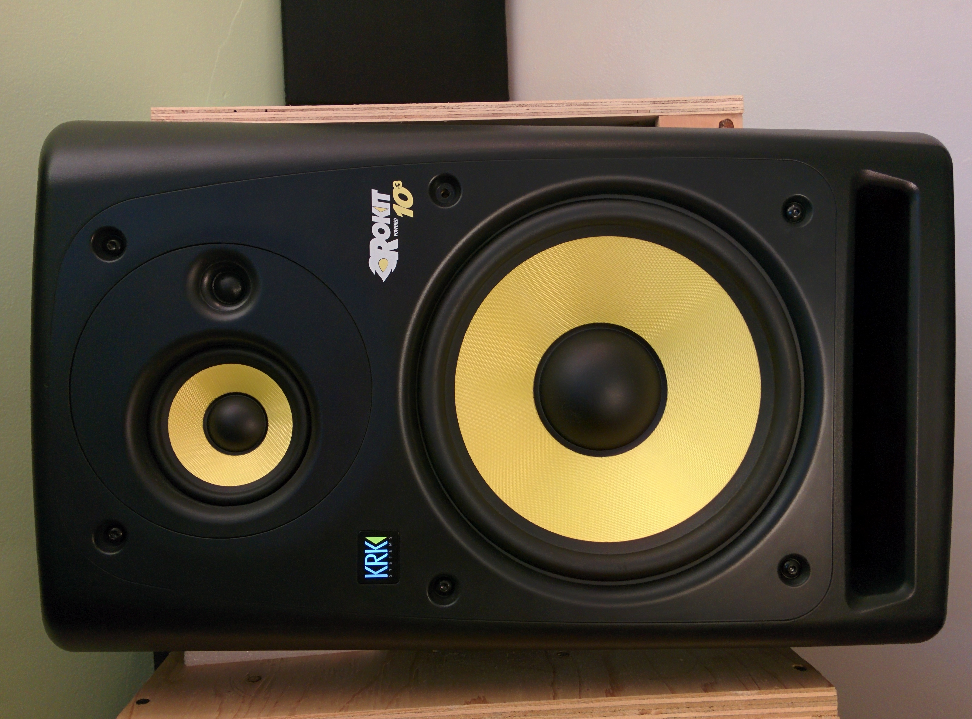 krk rokit 6 hookup Rokit 5 powered monitor - generation 3 krk's rokit 5 g3 (generation 3) powered studio monitors offer professional performance and accuracy for recording.