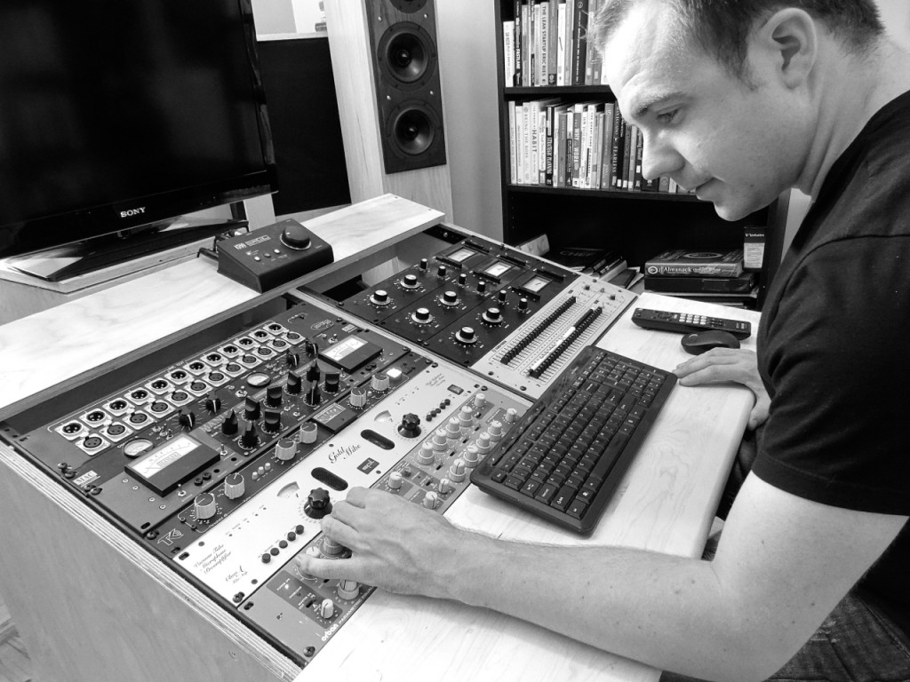 B&W Mastering Engineer