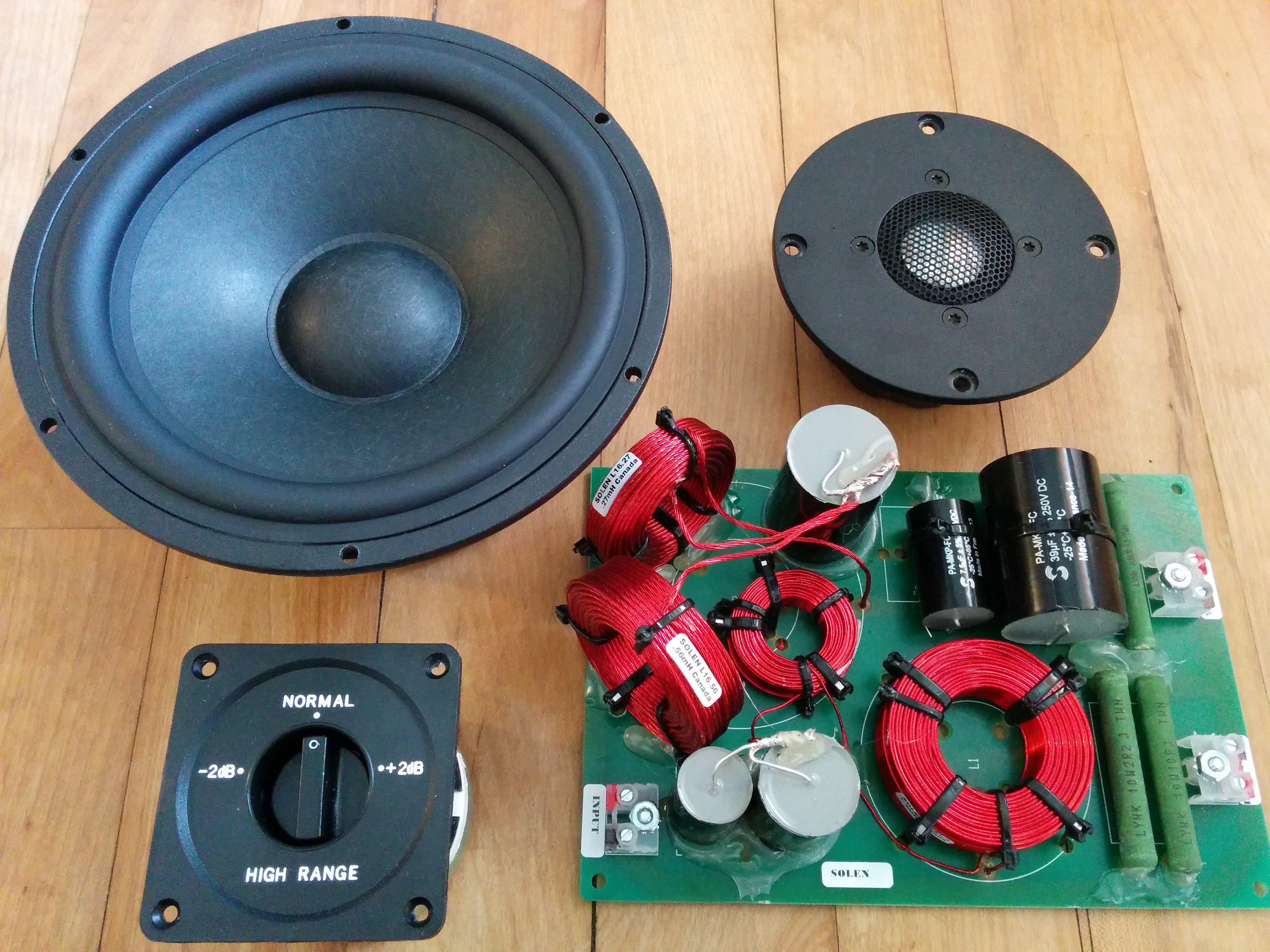 Diy Speaker Design Quantum Music Mastering Way Crossover Circuit Schematic Electronics Building Reference Monitors For Less Than 500 Or Euros